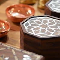 Arabesque Box