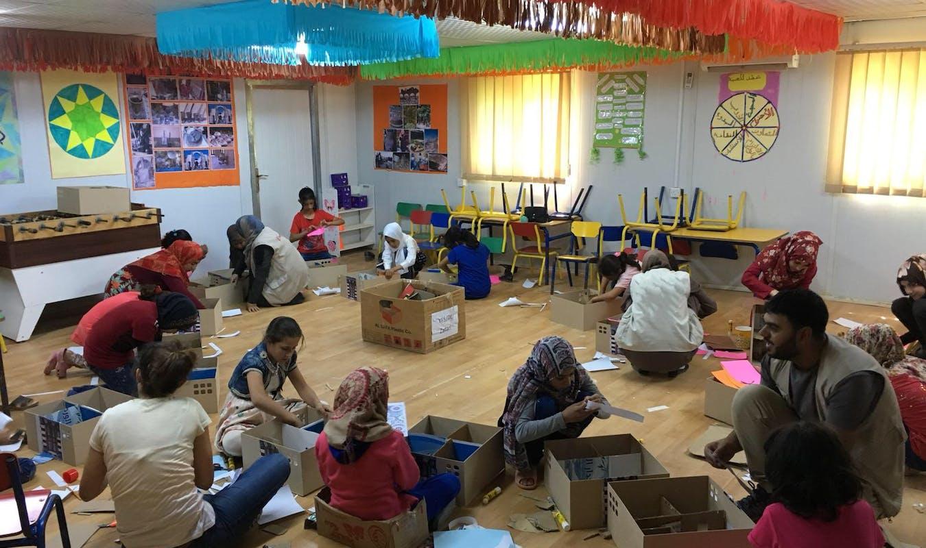 Arabic House Camp