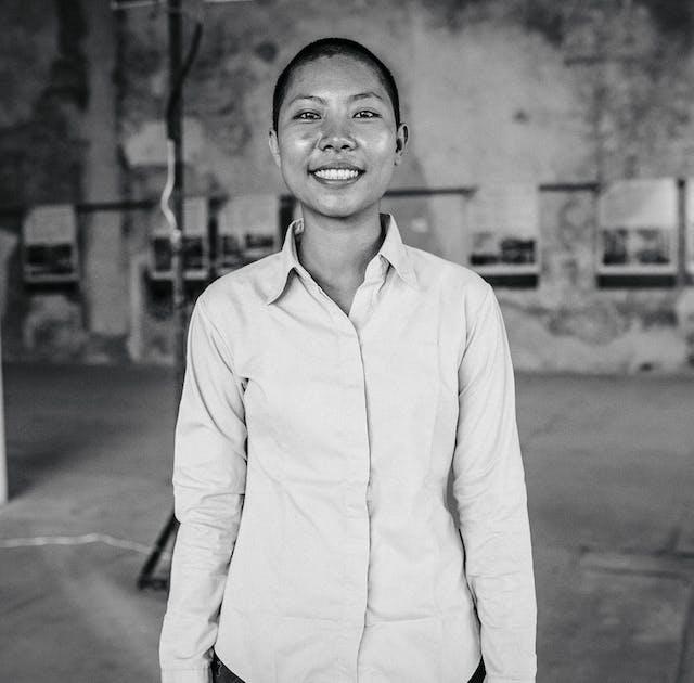 Nina Hamilton Tasmanian Photographer Turquoise Mountain Yangon Myanmar Their Stories print me 18