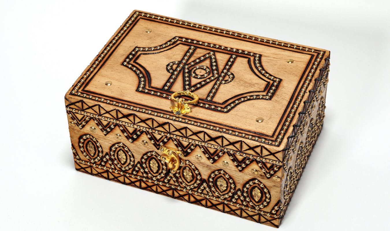 Saudi box