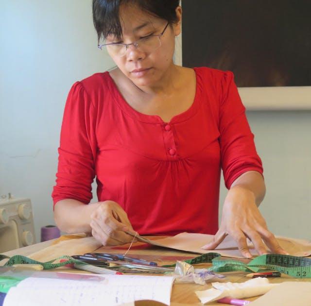 Textiles Atelier 2